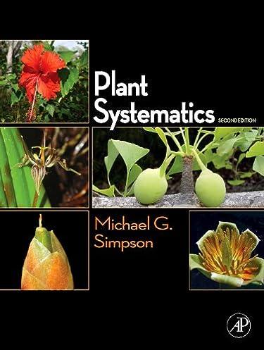 plant systematics 2 michael g simpson amazon com rh amazon com
