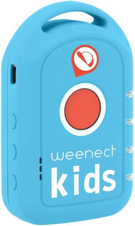 Weenect Kid - Rastreador para smartphone, negro: Amazon.es: Electrónica