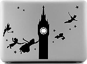 Peter Pan Black SCI-FI/Comics/Games Laptop Skin Decal