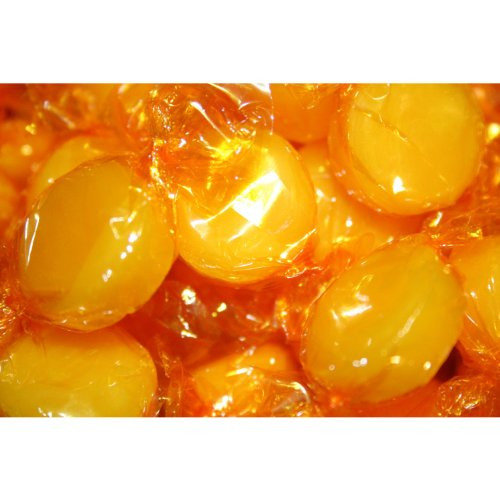 - Butterscotch Buttons Hard Candy, 1 Lb