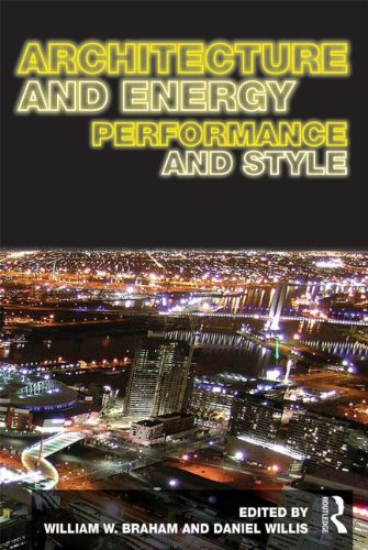 Architecture and Energy: Performance and Style by Routledge
