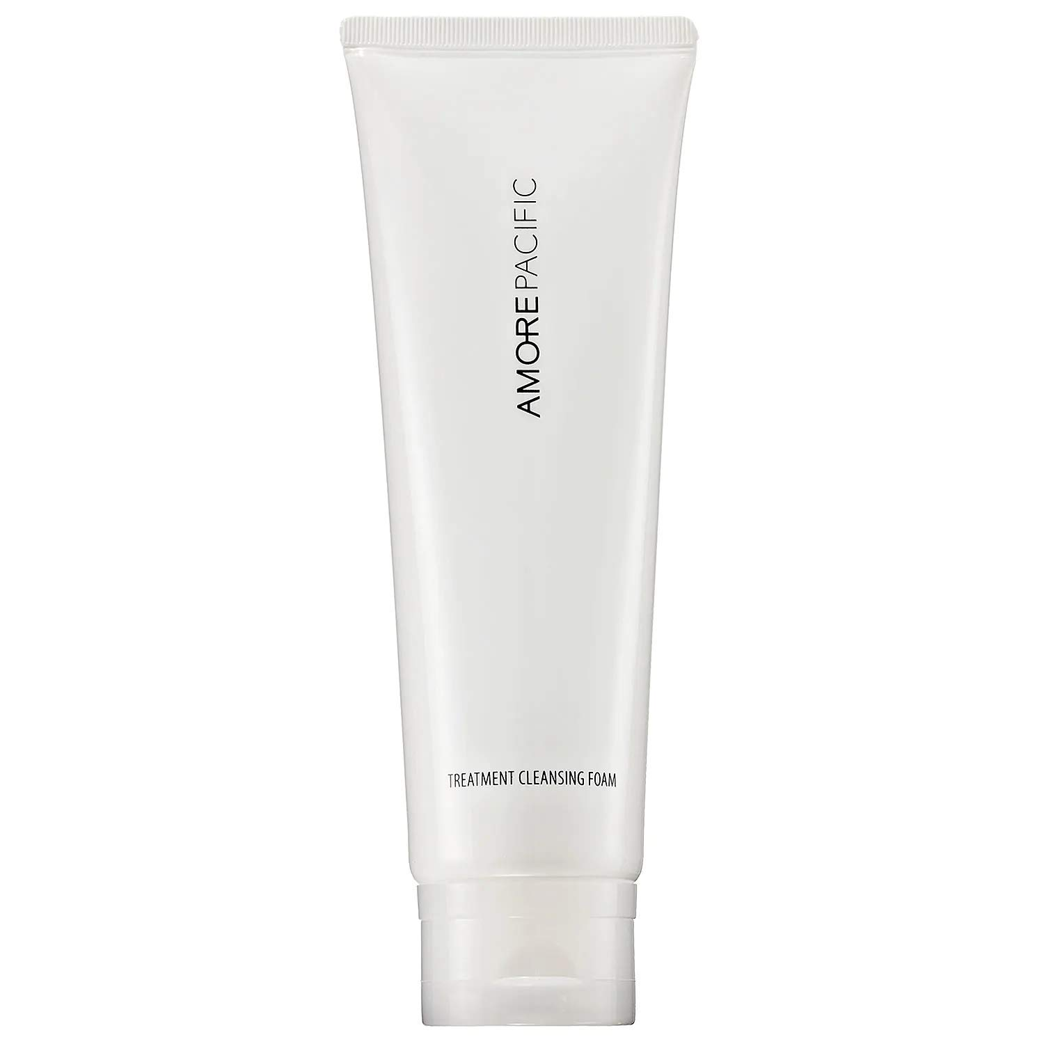 AMOREPACIFIC Treatment Cleansing Foam Cream Daily Facial Face Cleanser, 4.1 Fl Oz