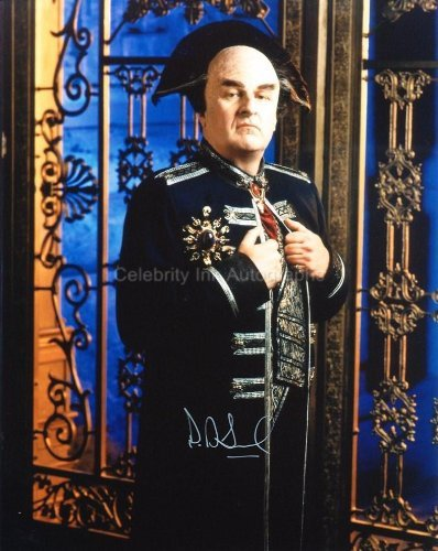 PETER JURASIK as Londo Mollari - Babylon 5 Genuine Autograph from Celebrity Ink
