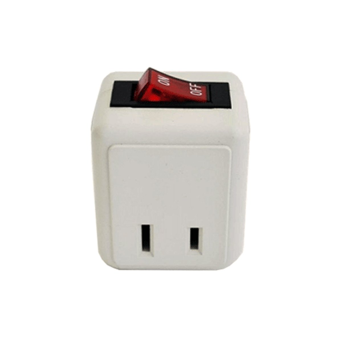 Amazon.com: Uninex Wall Tap Outlet W/Turn ON/OFF Switch Power ...