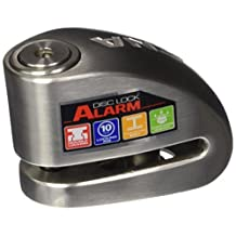 XENA (XX10-SS) Disc-Lock Alarm for Motorcycle, Stainless Steel by Xena