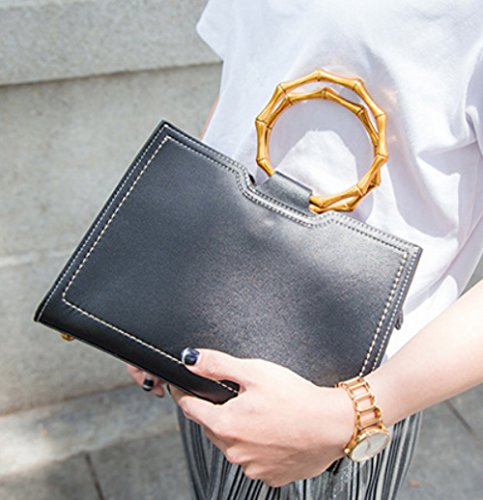 Fashion Bag Black Bags Shoulder Casual Bag CrossBody Women's Travel Messenger X7WqrnX6a
