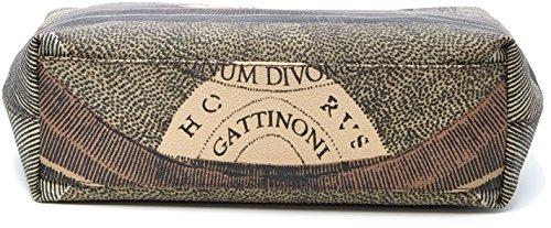 Gattinoni Gacpu0000106, Borsa a Spalla Donna, 10x35x40 cm (W x H x L) Marrone (Diana)