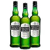 Whisky William Lawson's - 750ml (3 botellas a precio especial)