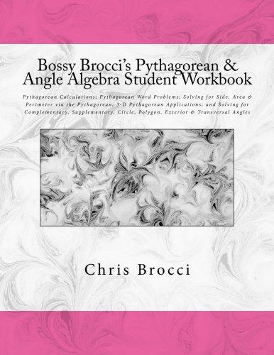 Amazon.com: Bossy Brocci's Pythagorean & Angle Algebra Student ...