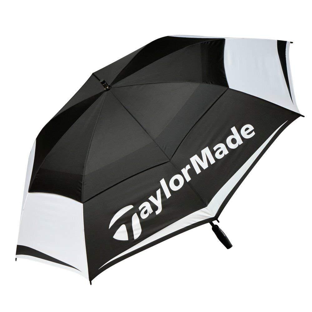 TaylorMade Golf Tour Double Canopy Umbrella, 68''