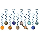 Solar System Whirls Party Accessory (1
