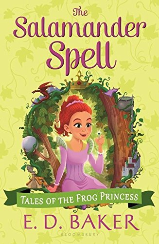The Salamander Spell (Tales of the Frog Princess)