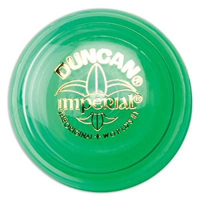 Duncan Imperial Yo Yo Green: Toys & Games