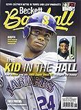 Beckett Baseball Magazine (February 2016 - Cover Ken Griffey Jr.)