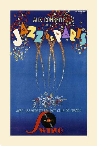 Amazon com: Swing Vinyl Disc Jazz Show Music de Paris Club de France