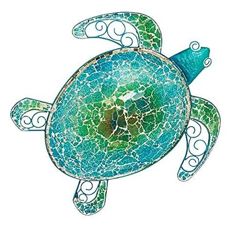 Regal Art & Gift Mosaic Sea Turtle Wall Decor 18