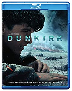 Cover Image for 'Dunkirk (Blu-ray + DVD + Digital Combo Pack)'
