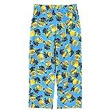 Despicable Me Minions Boys Blue Poly Pajama Pants