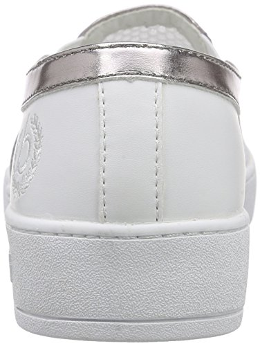 Ginnastica J76686n6 Scarpe Da 207 Argento bianco Bianche Donna Bugatti 6Btww