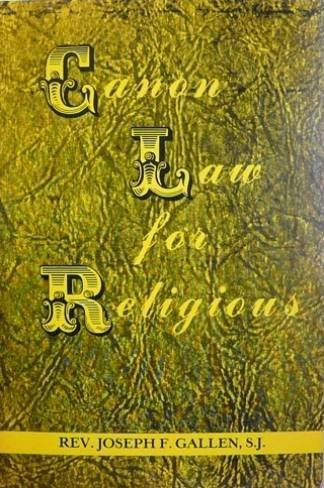 Canon Law for Religious