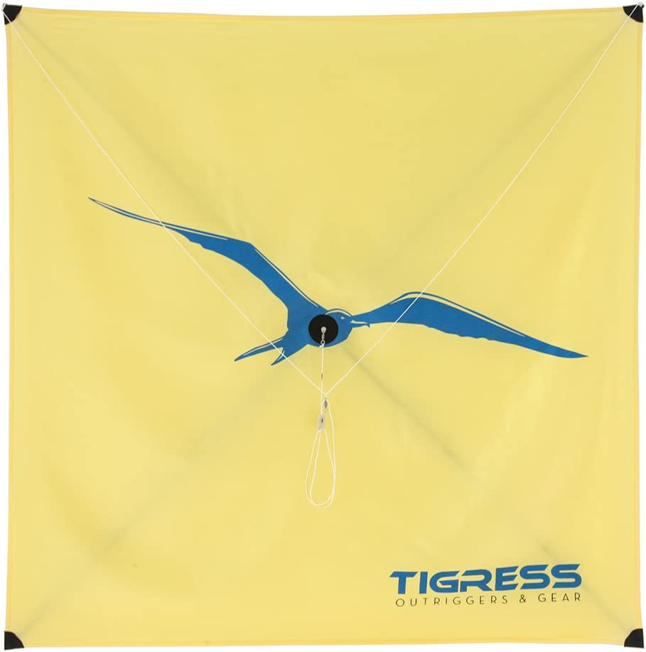 Free Ship Tigress Kite Ring Assembly