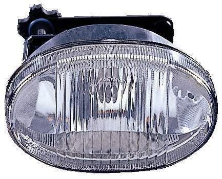Chevy Cavalier 00 05 Fog Light Assembly Driver Or Passenger Side