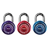 "Master Lock 1530DWD Padlock, 1.875"", Assorted"