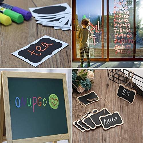 Mify papeler/ía tiza colorida para pizarra oficina Juego de 12 bol/ígrafos de tiza sin polvo escuela