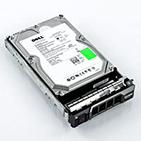 Dell CP464 1TB 7.2K 3GBps 3.5 Nearline SAS Hard Drive in Poweredge R Series Tray