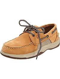 Top-Sider Intrepid Boat Shoe, Honey, 6.5 Toddler M
