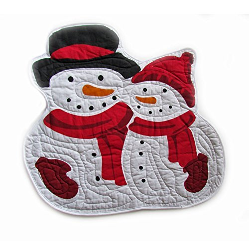 Quilted Snowman - 2