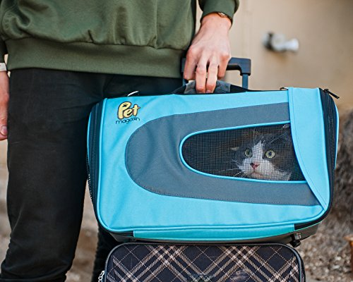 Pet Magasin Soft-Sided Pet Travel Carrier
