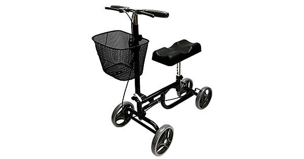 Amazon.com: Orientable – Andador de rodilla — rodilla ...