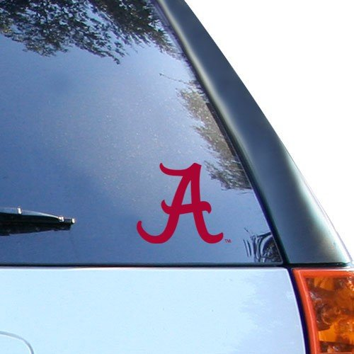 WinCraft NCAA University of Alabama 21777081 Multi-Use Colored Decal, 5