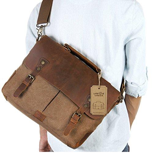 lifewit-leather-vintage-canvas-laptop-bag-13lx105h-x-41w-coffee