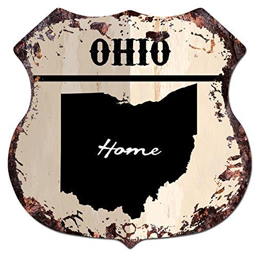Ohio Antique Map - 6