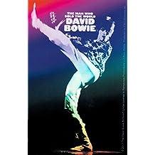 "BOWIE DAVID, Kick, Officially Licensed Original Artwork, 3.25"" x 5"" Sticker DECAL"