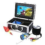 PowMax Underwater WW-10 Fishing Camera,20M 7inch HD DVR 1000TVL Underwater Fish Finder Waterproof