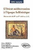 Image de L'Orient méditerranéen à l'époque hellénistique (French Edition)