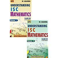 Understanding I.S.C. Mathematics Class- XII (2 Vol Set)