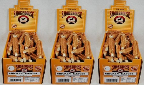Smokehouse Chicken Kabobs 210 ct (3x70ct) by SmokeHouse