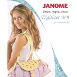 Janome Digitizer MB V3.0 - Embroidery Software