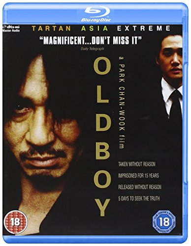 Which are the best old boy blu ray available in 2019?