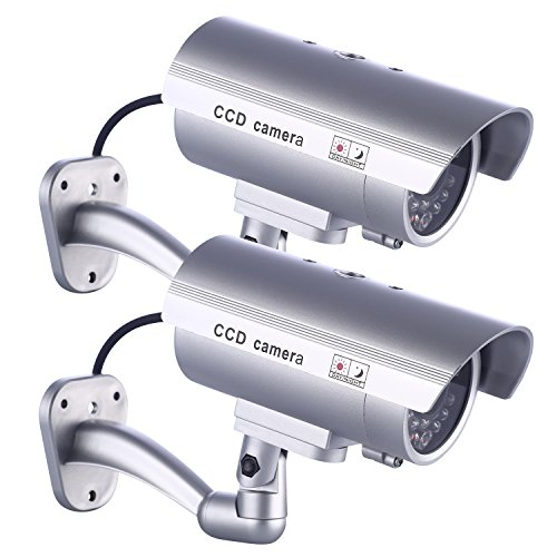 Fake Security Camera, Dummy Cameras CCTV Surveillance System with