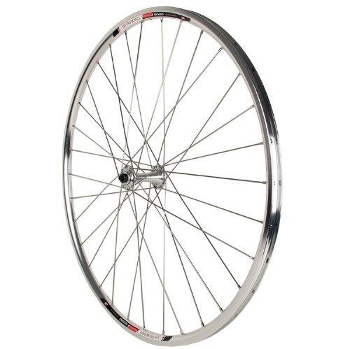 Sta Tru Silver Alloy Hub Front Wheel (700X20)