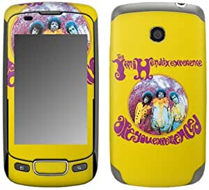 MusicSkins, MS-JIMI10248, Jimi Hendrix? - Are You Experienced, LG Optimus T (P509), Skin