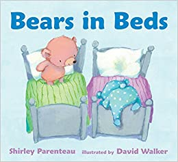 amazon bears in beds bears on chairs shirley parenteau david