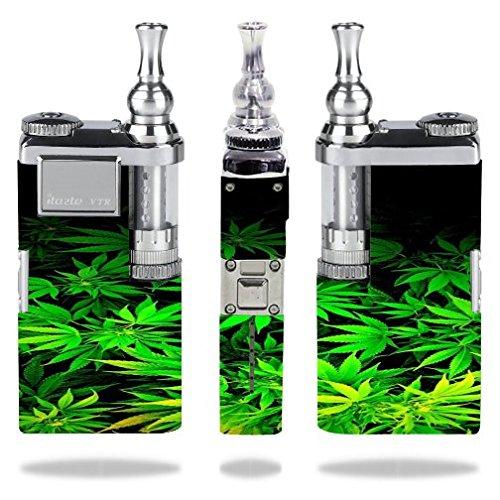 innokin-itaste-vtr-vape-e-cig-mod-box-vinyl-decal-sticker-skin-wrap-marijuana-garden-art