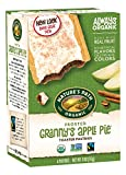 Natures Path Organic Frosted Toaster Pastries, Grannys Apple Pie, 11 Ounce