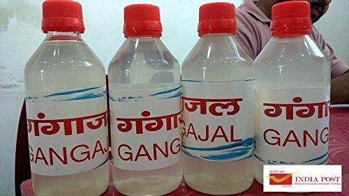 INDIA POST Gangajal 250 ml - Ganga Water is Positive energy for religious ceremony or Hindu Puja - Ganga jal
